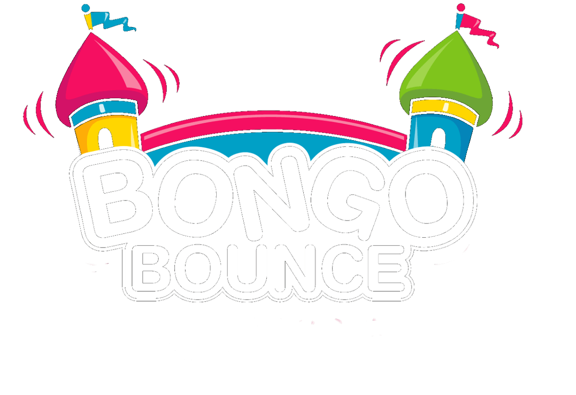 Bongo Bounce Jumping Castle Hire, Melbourne Logo